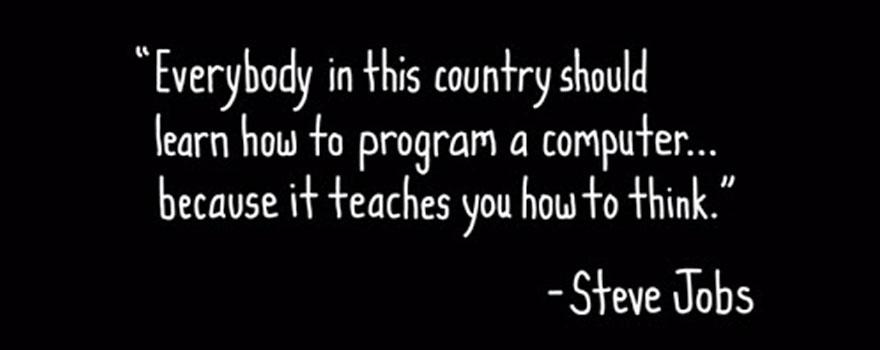 ¿Por que todo el mundo debería saber programar?